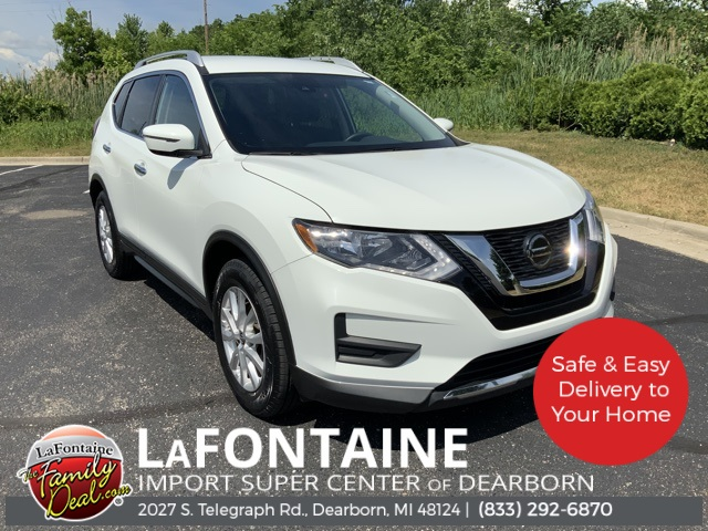 pre owned 2019 nissan rogue sv fwd 4d sport utility lafontaine hyundai