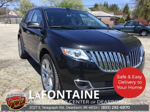Pre-Owned 2014 Lincoln MKX Base AWD 4D Sport Utility