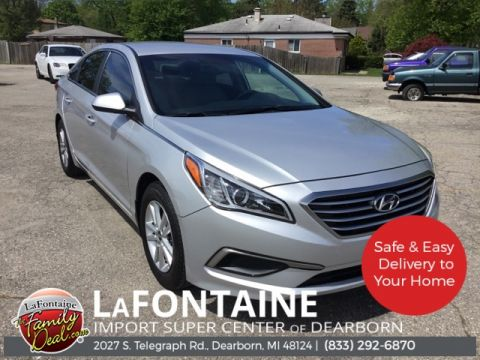 Certified Pre-Owned 2016 Hyundai Sonata Base FWD 4D Sedan
