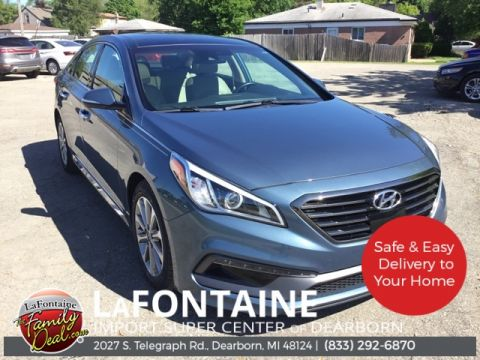 Pre-Owned 2016 Hyundai Sonata Limited FWD 4D Sedan
