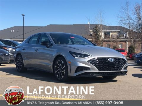 New 2020 Hyundai Sonata SEL Plus FWD 4D Sedan