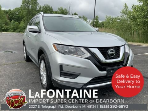 Pre-Owned 2019 Nissan Rogue SV FWD 4D Sport Utility